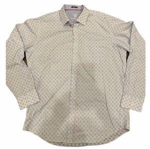Bugatchi men's shirt size medium
